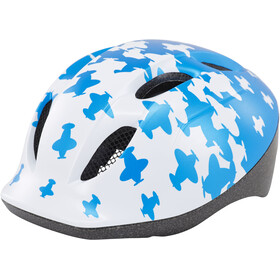 MET Buddy Helmet Barn white/blue airplanes